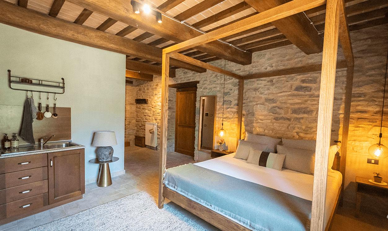 10. Giovanni – Tweepersoonskamer – Ook geschikt voor mindervaliden – 35m2