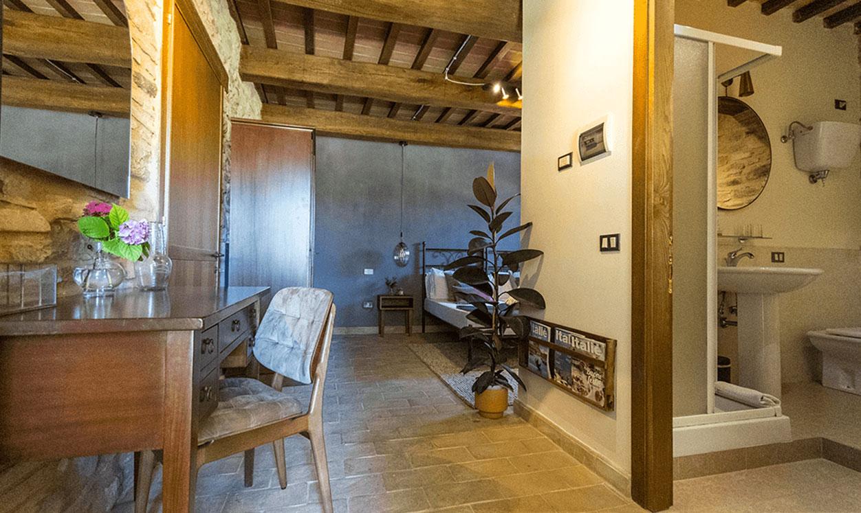 11. Sabatina – Tweepersoonskamer – 25m2