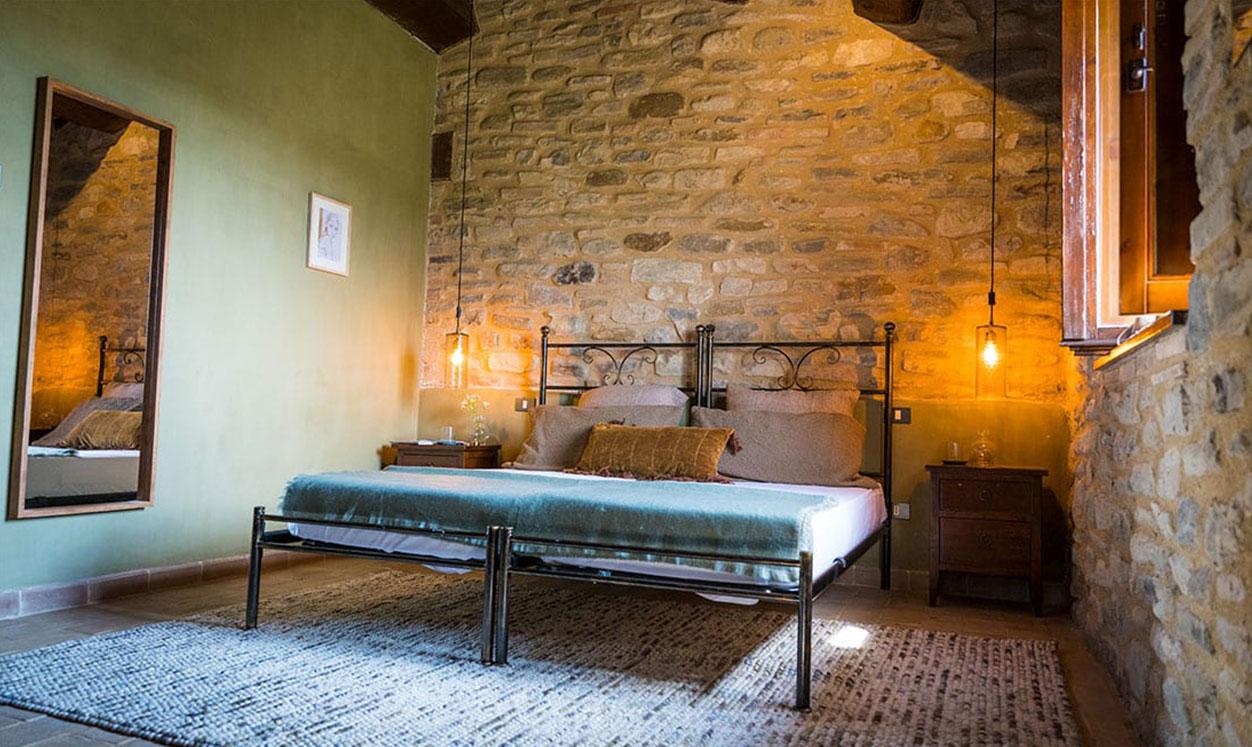 14. Geltrude – Double Bedroom – 21 Square Meters